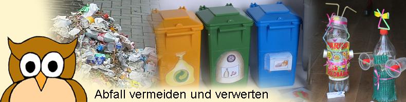Umweltbildung Abfall In Der Schule Vermeiden Und Verwerten