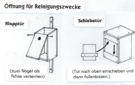 wer hat hier einen vogel nistk sten bauen. Black Bedroom Furniture Sets. Home Design Ideas